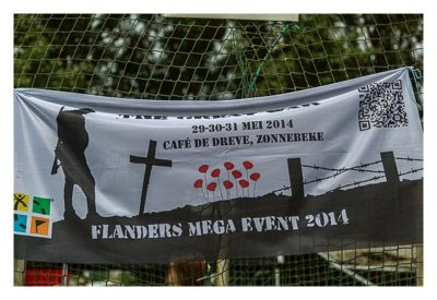Geocaching in Flandern - The Great War Event Banner
