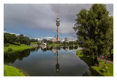 Giga München - Olympia-See