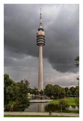 Giga München - Funkturm