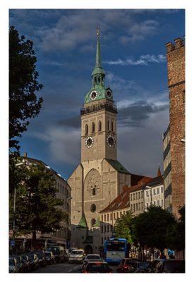 Giga München - Alter Peter