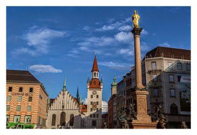 Giga München - Marienplatz