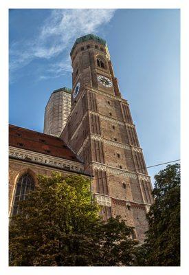 Giga München - Frauenkirche