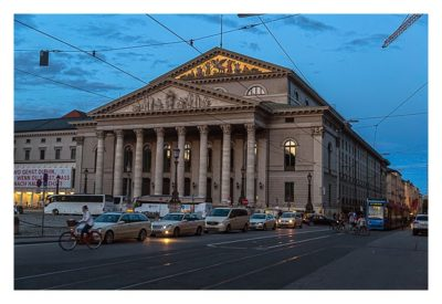 Giga München - Theater