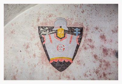 Zatroa - Regimentsabzeichen