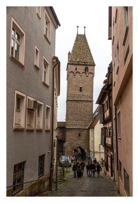 Geocoinfest Europe 2014 Ulm - Der Metzgerturm