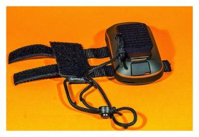 GPS-Halterung: Mein Test - Backpack tether mit Oregon 600