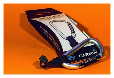 GPS-Halterung: Mein Test - Lanyard carabiner