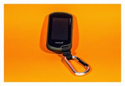 GPS-Halterung: Mein Test - Lanyard carabiner am Oregon 600