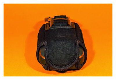 GPS-Halterung: Mein Test - Garmin Bag mit Oregon 600