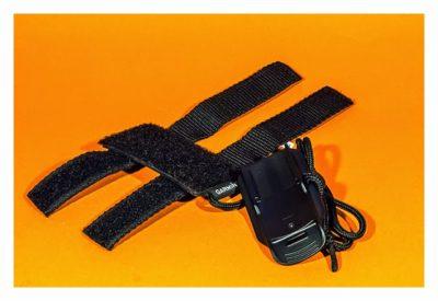 GPS-Halterung: Mein Test - Teile des Backpack tether