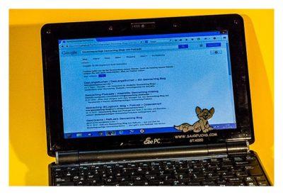 Geocaching-Nachrichten: Die Suche in Google nach Geocaching-Blogs und Podcasts