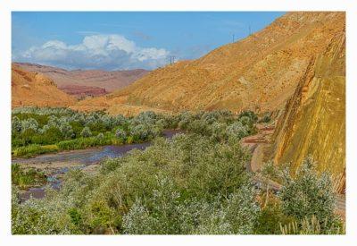 Im hohen Atlas: Im Tal des M'Goun