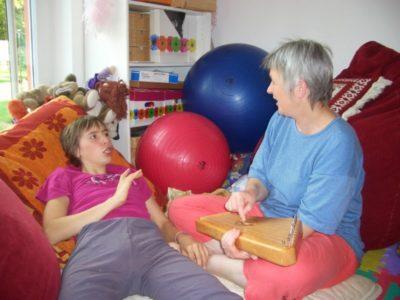 Kinder-Hospizdienst Saar: Musiktherapie zu Hause