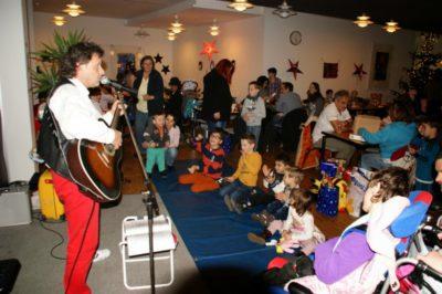 Kinder-Hospizdienst Saar: Weihnachtsfeier