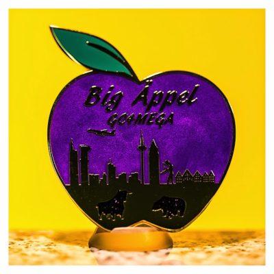 Big Äppel Helfercoin Vorderseite