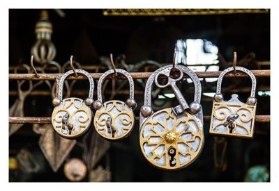 Marrakesch - Souk - Eisenwaren