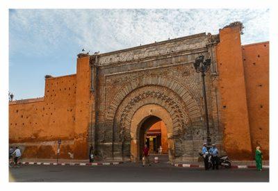 Marrakesch - Stadttor