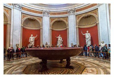 Rom: Der Vatikan - römische Kunst