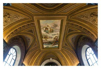 Rom: Der Vatikan - Deckengemälde im Vatikanischen Museum
