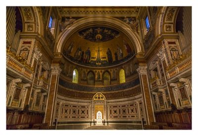 Rom: Der Vatikan - in der Lateran-Basilika