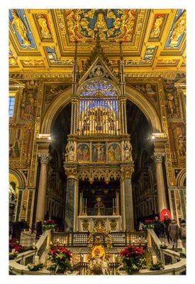 Rom: Der Vatikan - lateran - Abgang zu den Gräbern