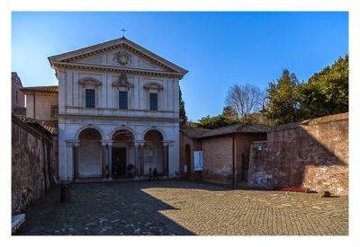 Rom: Geocaching bei den alten Römern: Via Appia Antica - Kirche San Sebastian