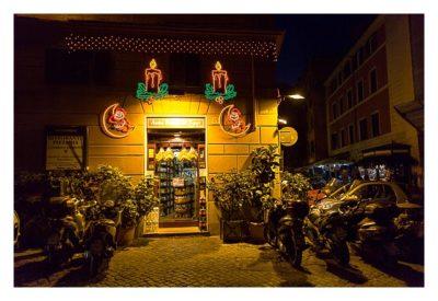 Rom: Geocaching über Silvester - Weihnachtsschmuck