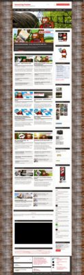 Geocaching-Franken - Webseite