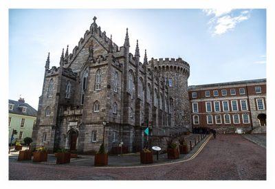 Kapelle des Dublin-Castle in Irland
