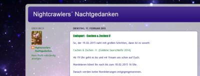 """Screenshot vom Blog """"Nightcrawlers-Nachtgedanken"""""""