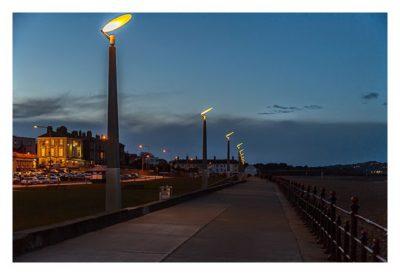 Uferpromenade von Bray