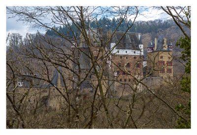 Ältester Geocache Deutschlands - Blick vom Cache