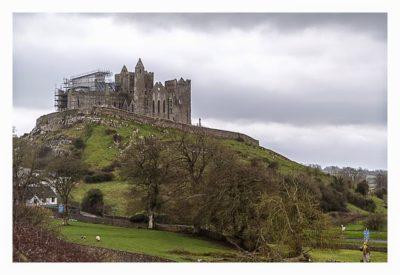 Rock of Cashel - der Bilderbuch-Blick