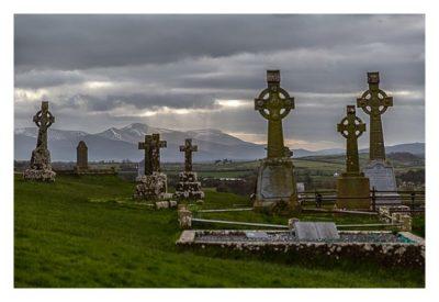Rock of Cashel - irische Hochkreuze