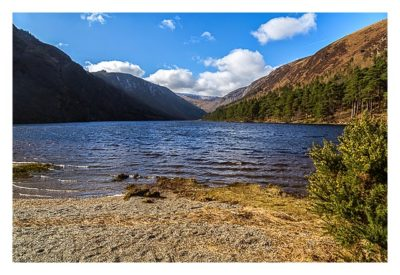 Wicklow-Mountain: Upper Lake