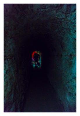 Fort St. Josef - die Mainzer Unterwelt: durch die niederen Gänge