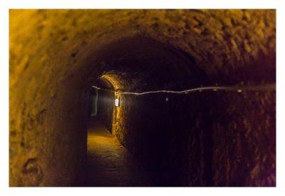 Fort St. Josef - die Mainzer Unterwelt: im Sprenggang