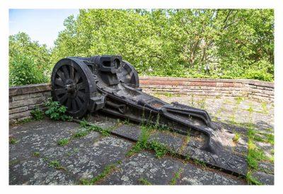Fort St. Josef - die Mainzer Unterwelt: Kriegerdenkmal