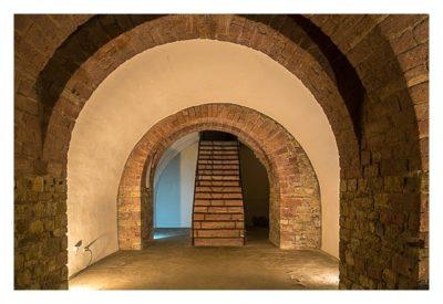 Fort St. Josef - die Mainzer Unterwelt: der Hauptraum