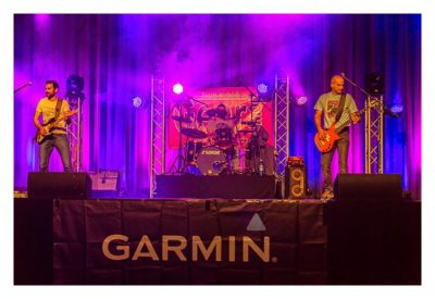 """Geocaching Giga-Event """"Gutenberg 2015"""" - Die Coverband Gear Down"""