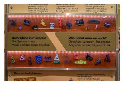 "Geocaching Giga-Event ""Gutenberg 2015"" - GPS Maze Europe - Geotoken"
