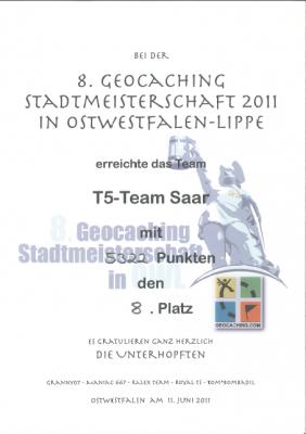 2011-Urkunde