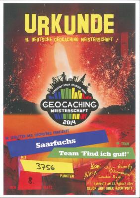 2014-Urkunde