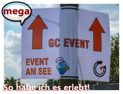 Mega am See 2015 - Wegweiser zum Event