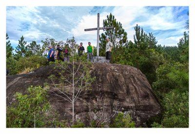 Natur pur im Pirituba Canyon - Auf Dosensuche am Kreuz