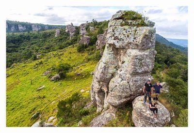 Natur pur im Pirituba Canyon - Der Blick von Oben