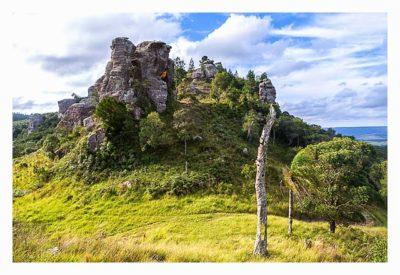 Natur pur im Pirituba Canyon - Noch mehr Felsen