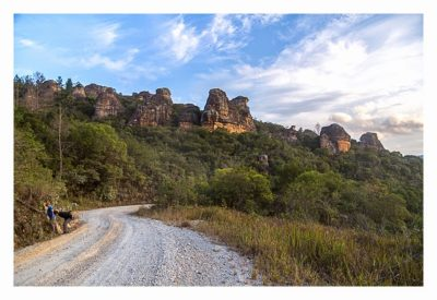 Natur pur im Pirituba Canyon - Abendstunden im Canyon - Auf der Suche nach der letzten Dose