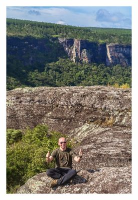 Natur pur im Pirituba Canyon - So macht Geocaching Spaß