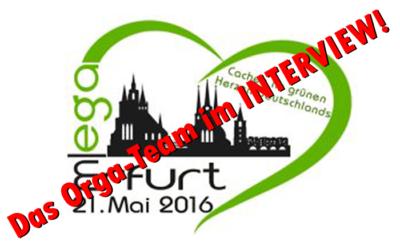 Cachen im grünen Herzen Deutschlands: das Interview